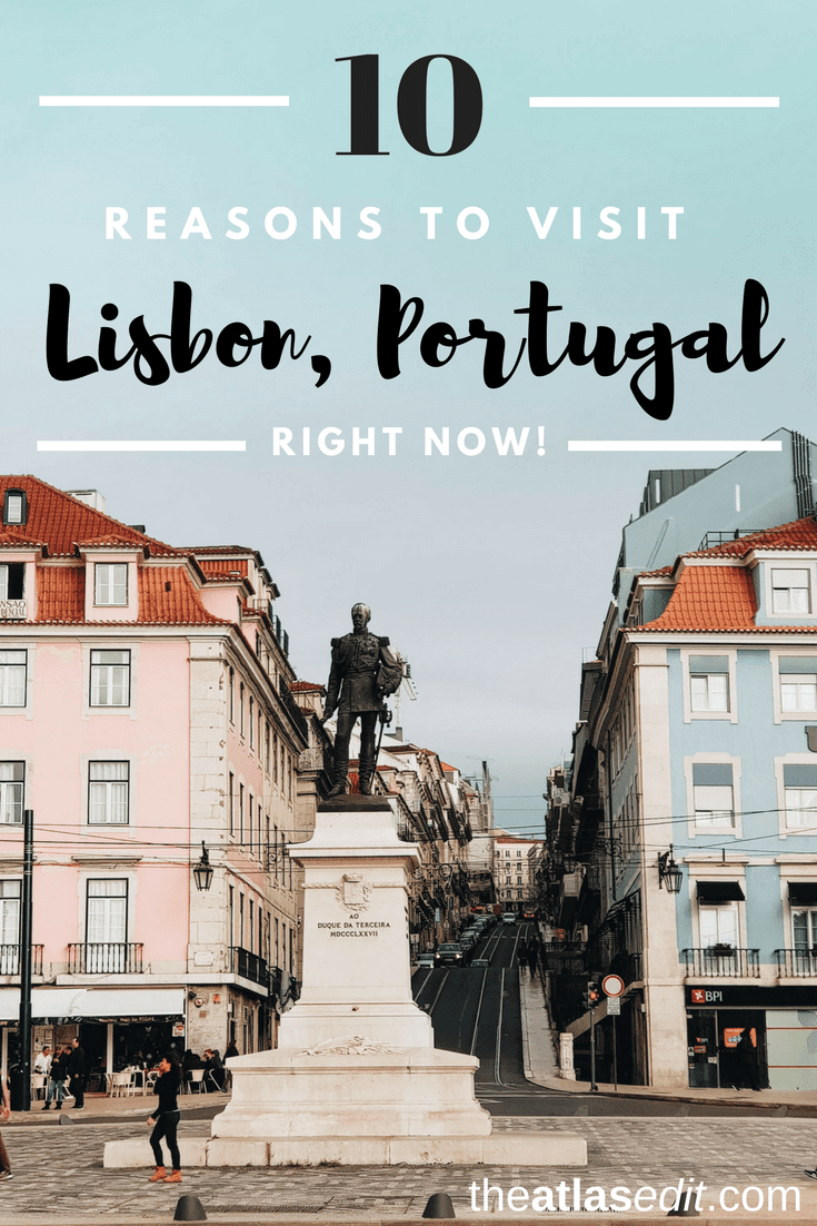 Pin It! Lisbon Guide