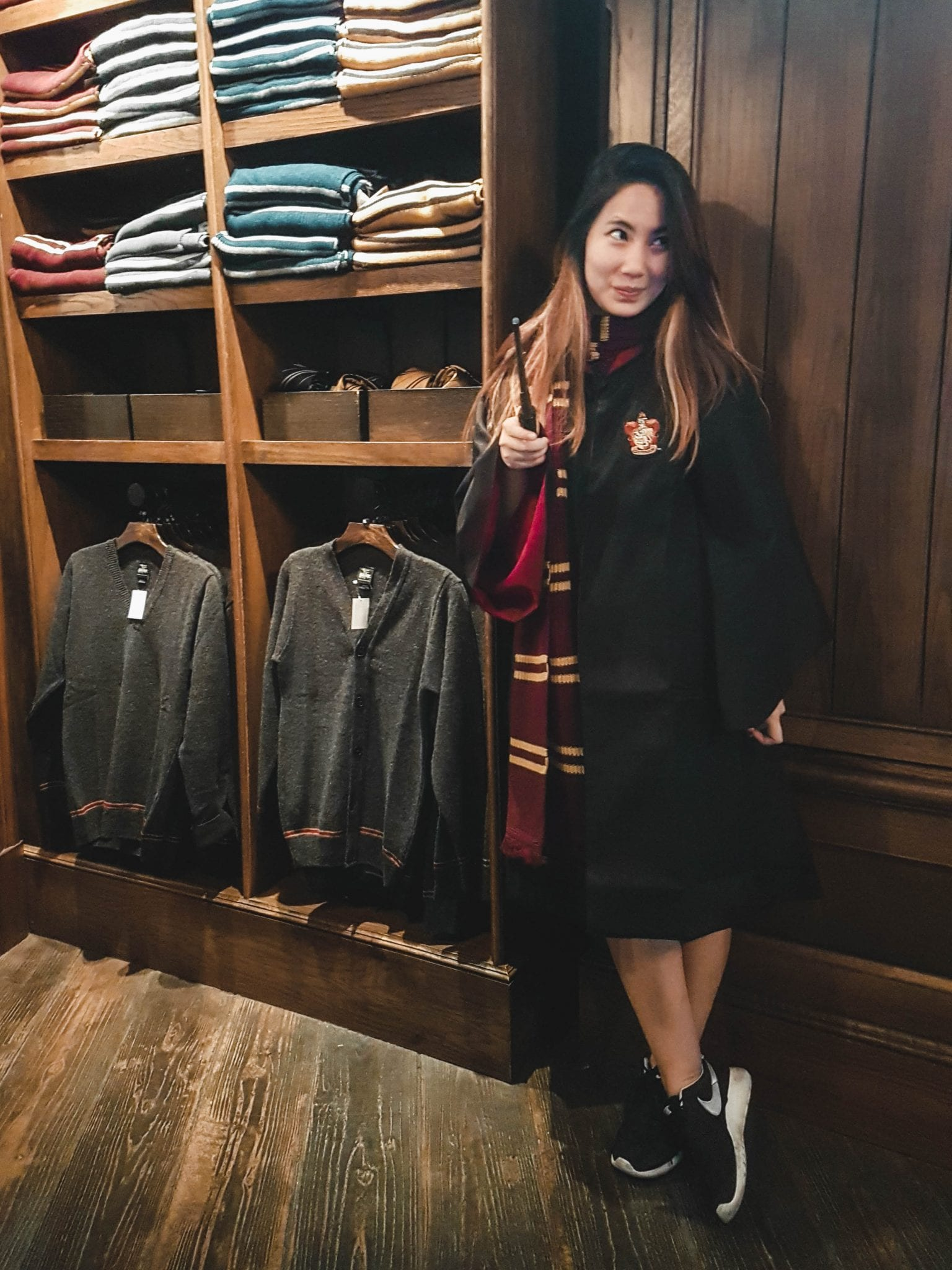 Wizarding World of Harry Potter - Gryffindor