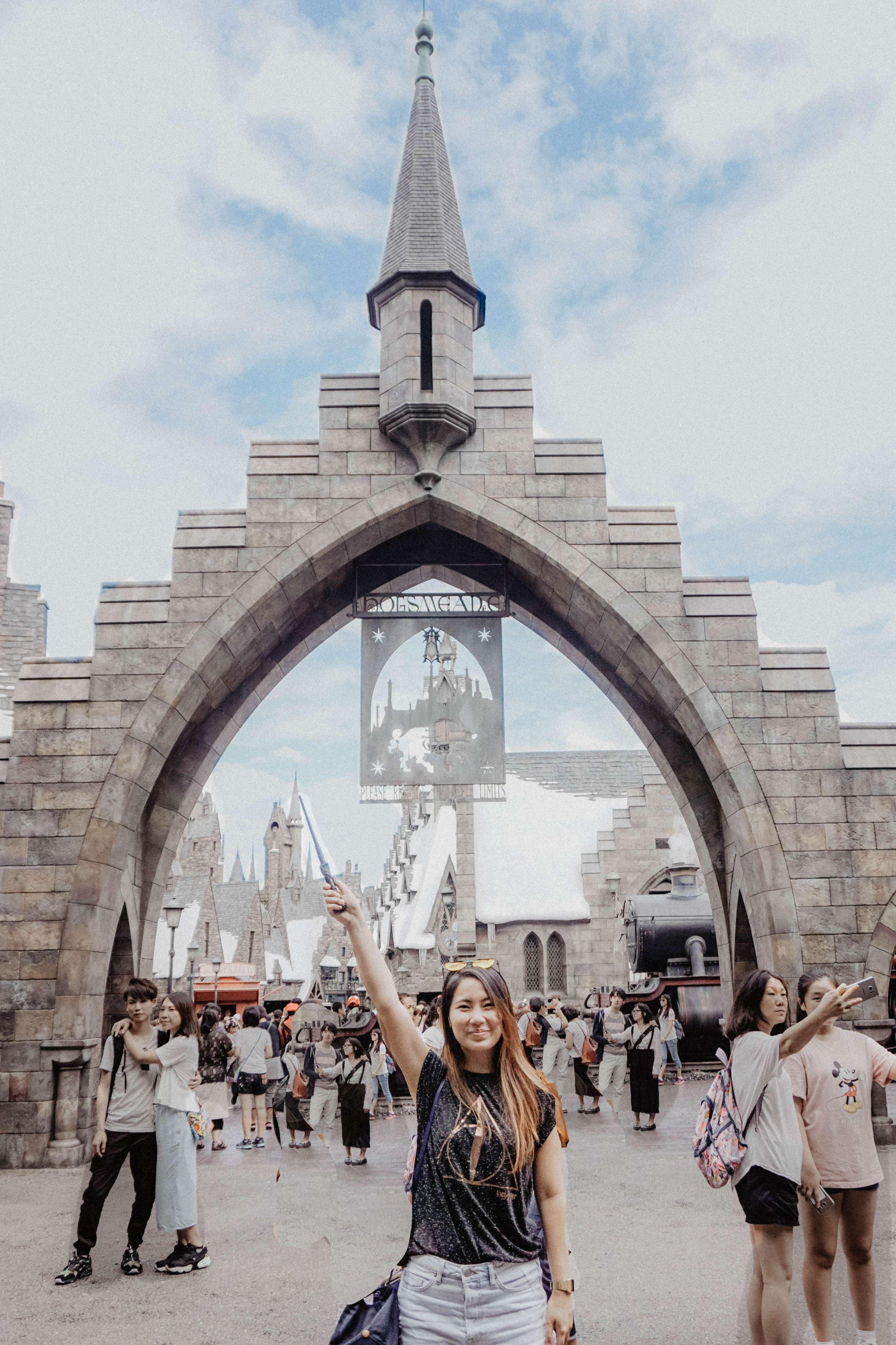 Wizarding World of Harry Potter - Hogsmeade