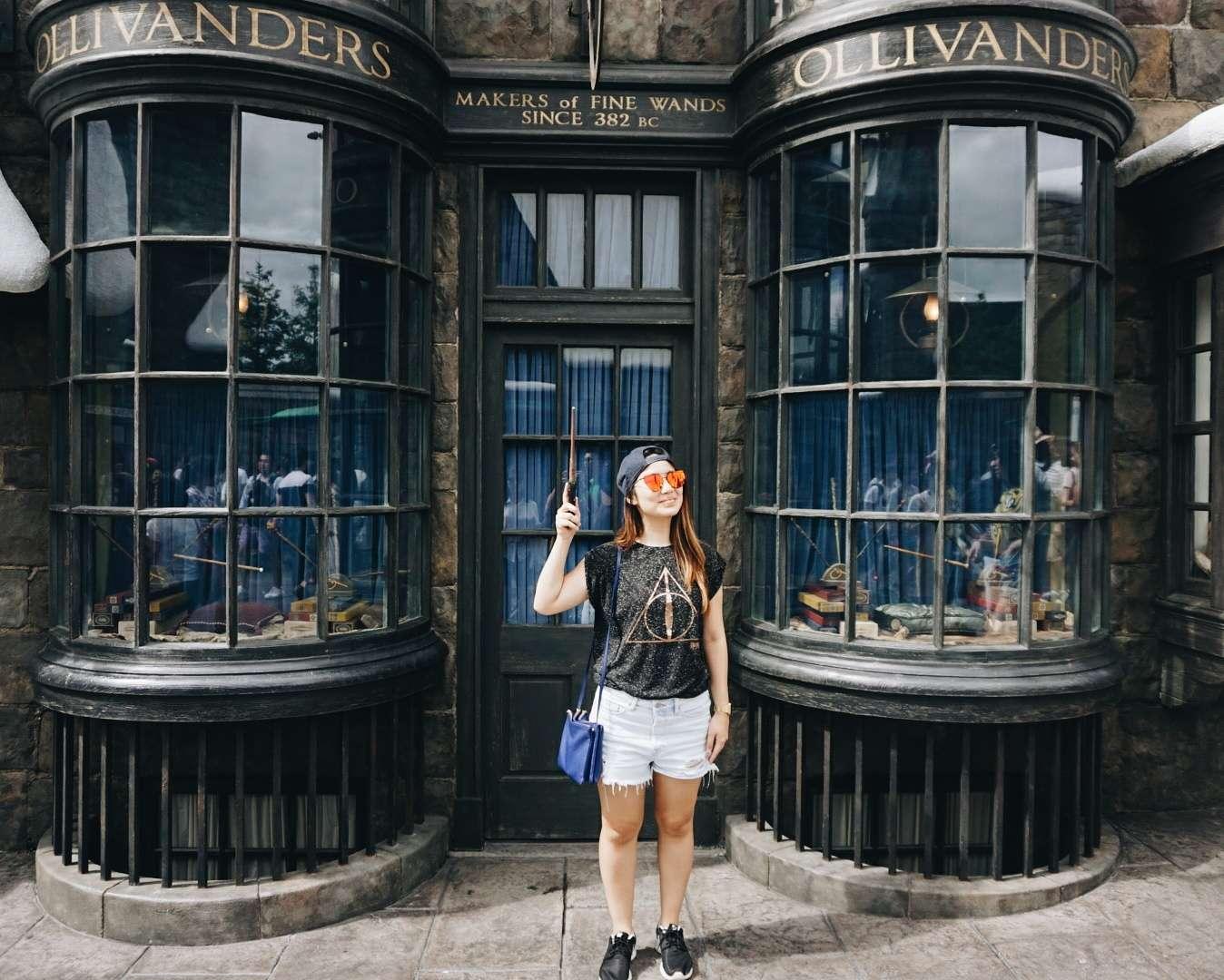 Wizarding World of Harry Potter - Ollivanders