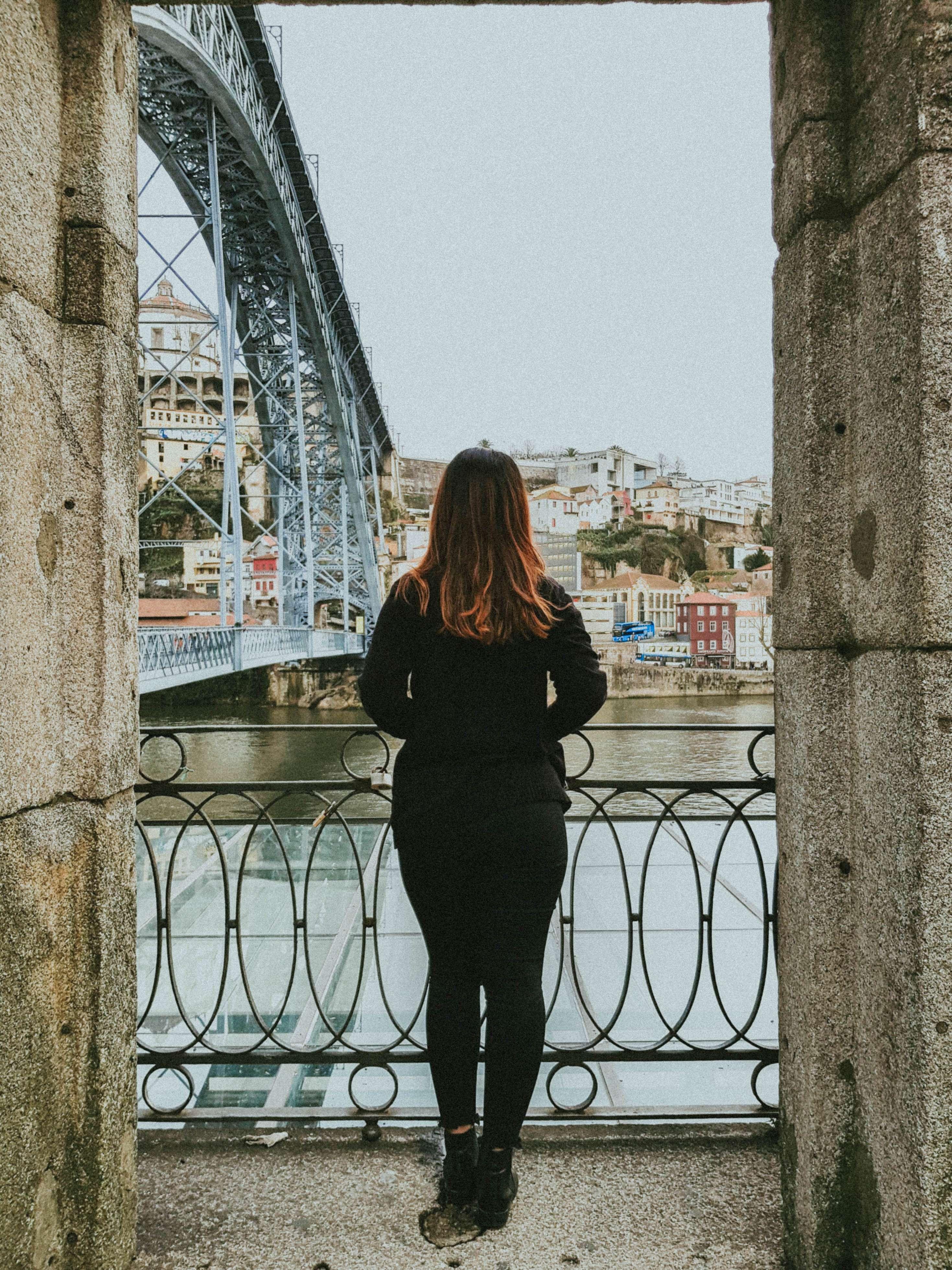 Dom Luis Bridge I, Porto