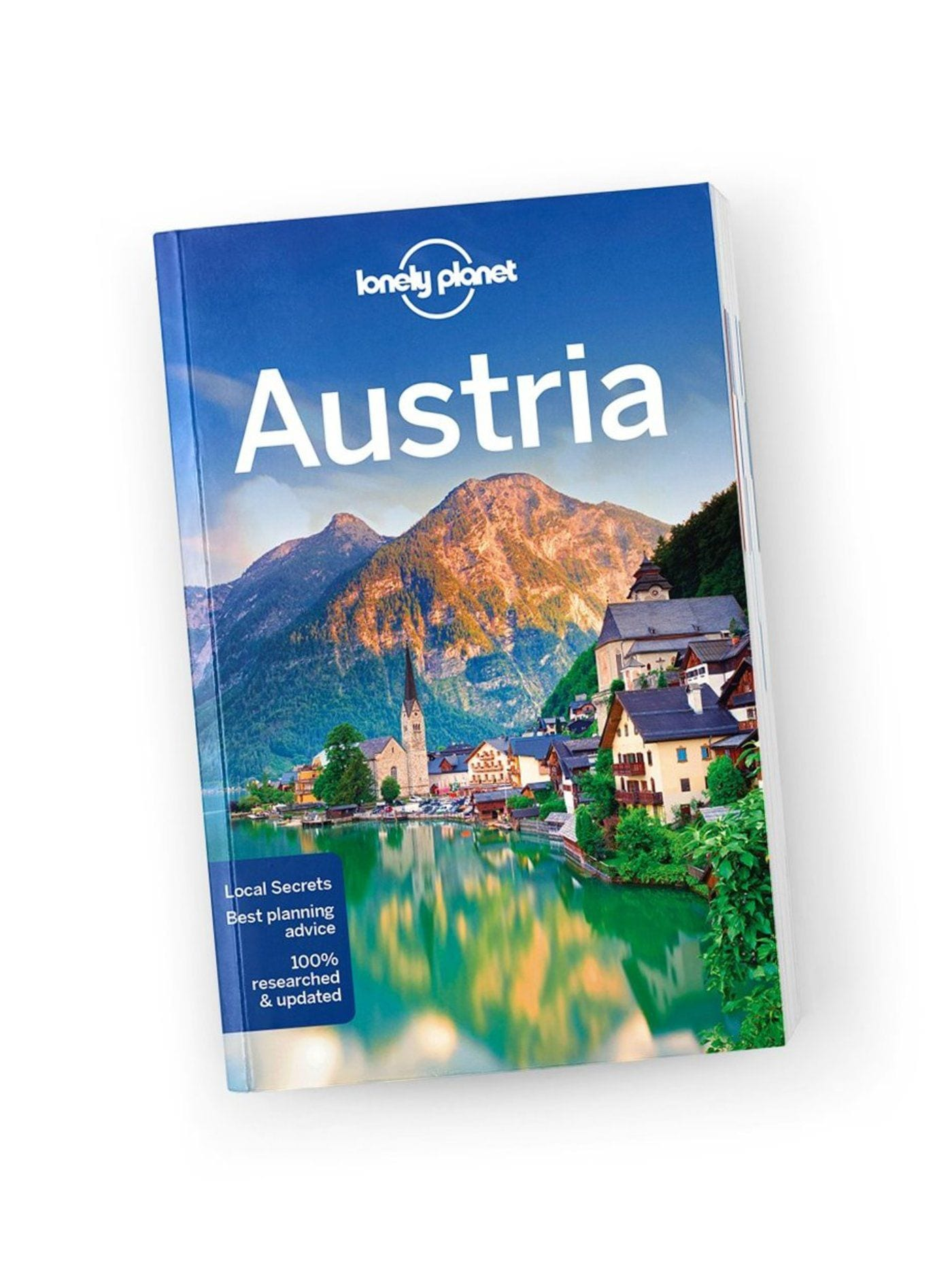 Austria Lonely Planet Guidebook