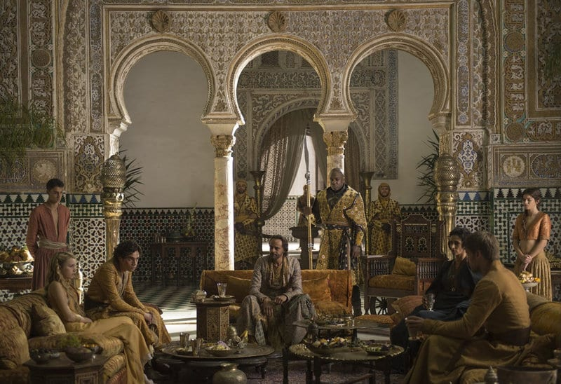 Alcazar Game of Thrones