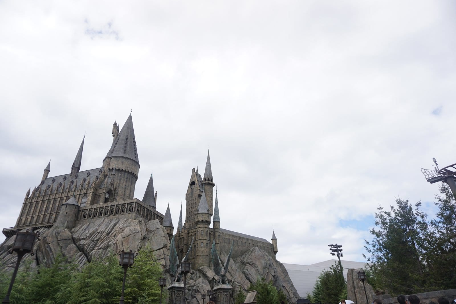 Wizarding World of Harry Potter - Hogwarts Castle