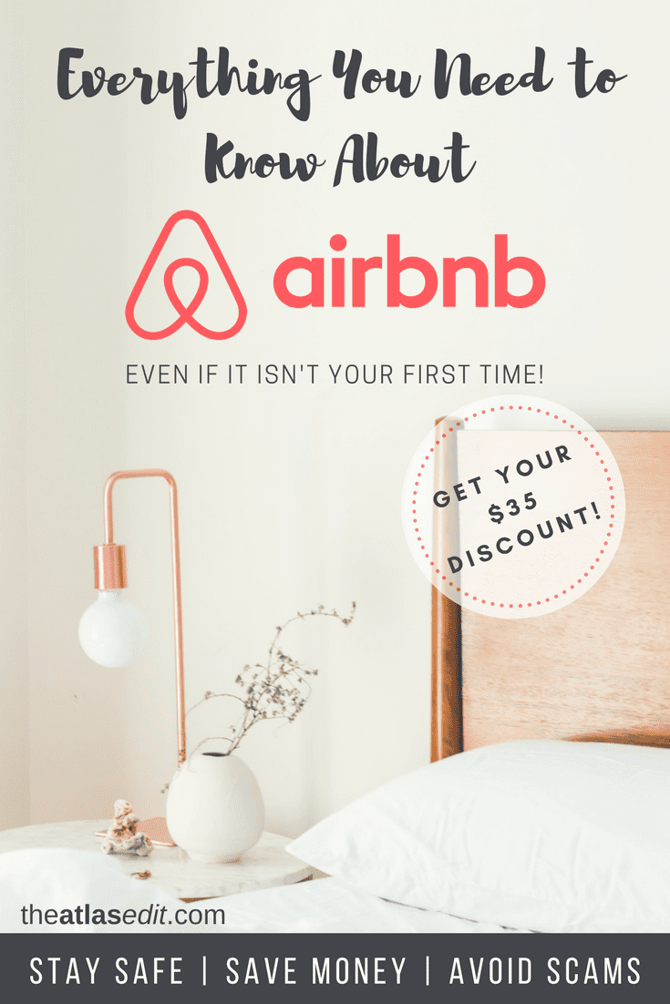 Pin It! Airbnb Guide