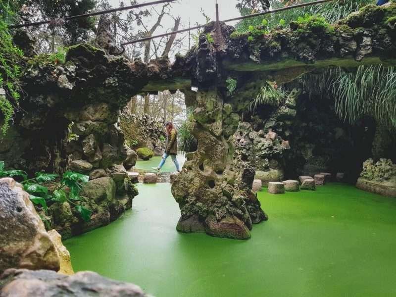 Quinta da Regaleira Pond