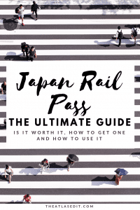 The Ultimate Guide to the Japan Rail Pass