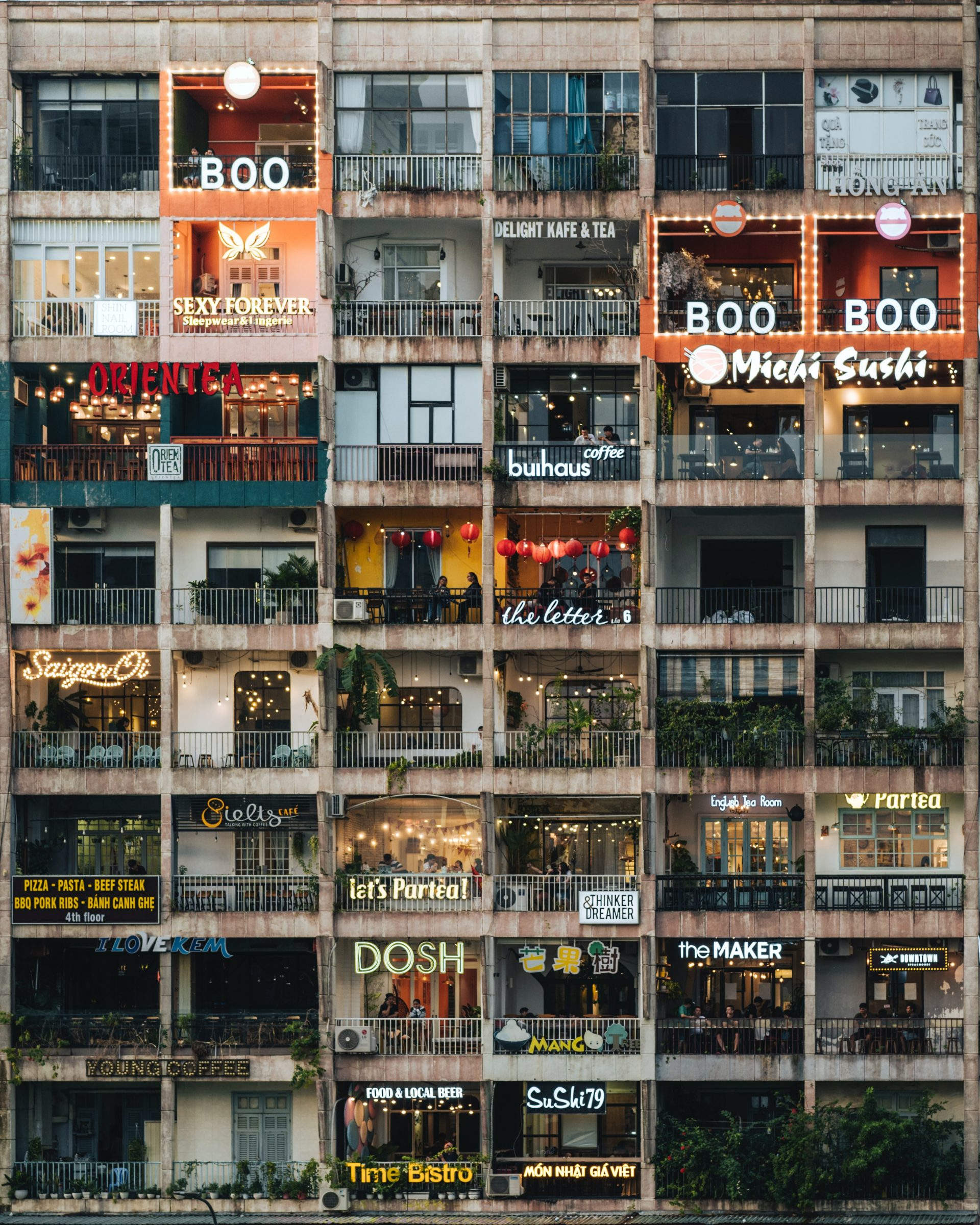 Hi chi Minh city