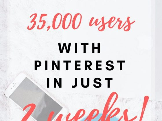 How I Reached 35,000 Users In Just 2 Weeks!