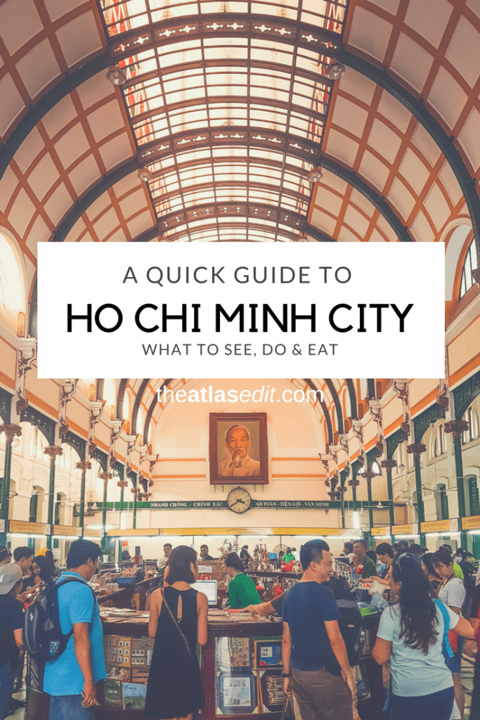 Quick Guide to Ho Chi Minh City | Pin It!