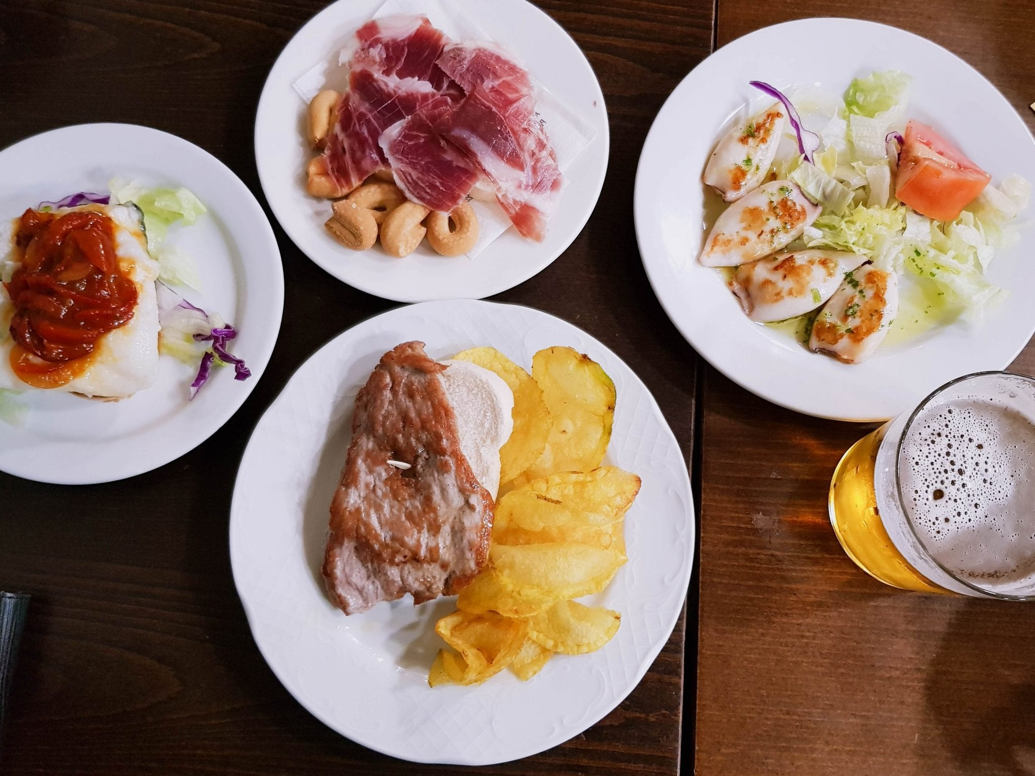 Best Tapas in Seville