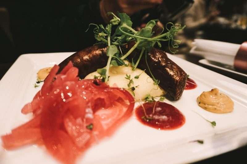 Reindeer Sausage