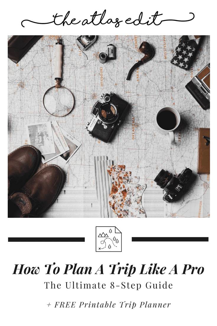 how to plan a holiday like a pro