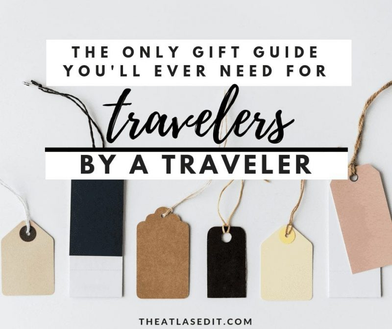the only gift guide you'll ever need for