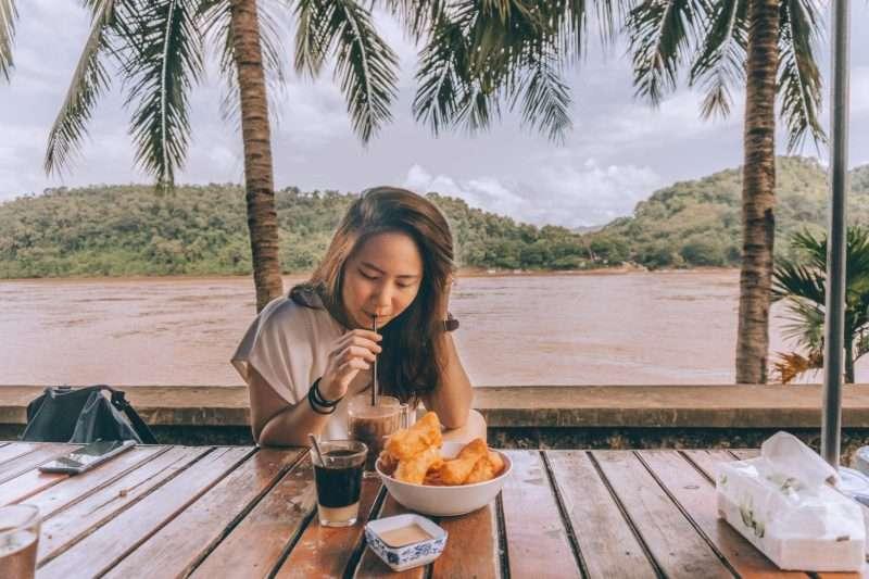 Local Lao Breakfast