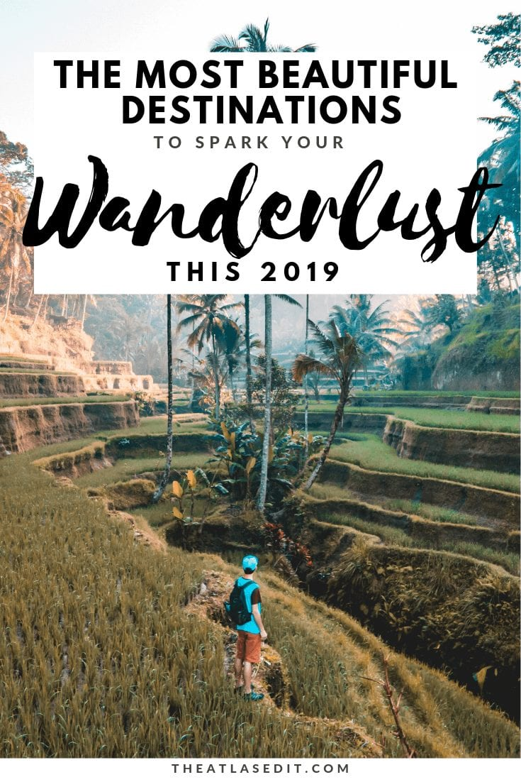 Top 10 Beautiful Travel Destinations to Spark Your Wanderlust