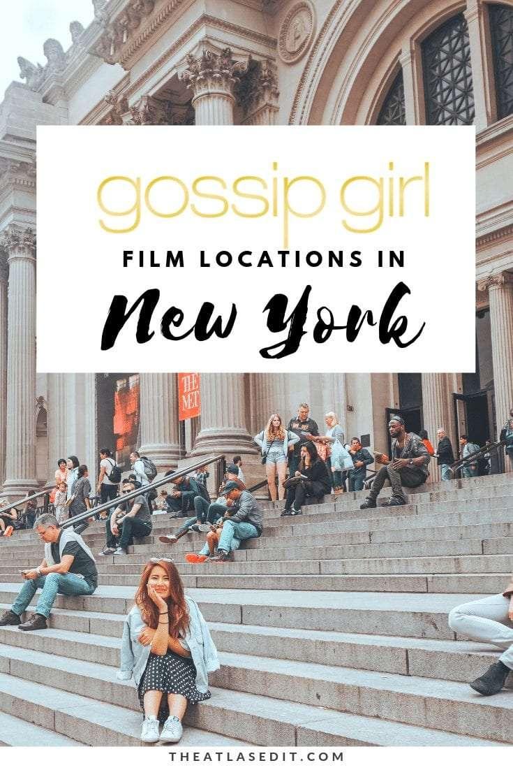 12 'Gossip Girl' Locations in NYC Every Fan Must Visit!3