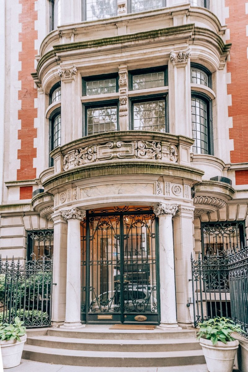 Nate Archibald's Townhouse