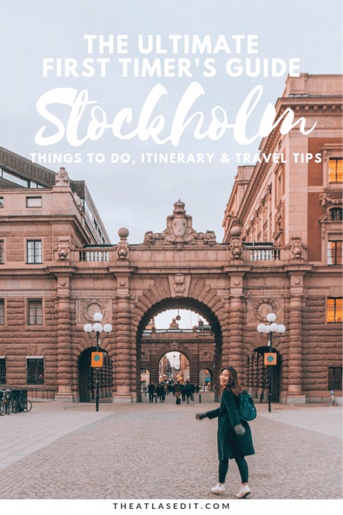 Stockholm for First-Timers Things to Do, Itinerary and Travel Tips5