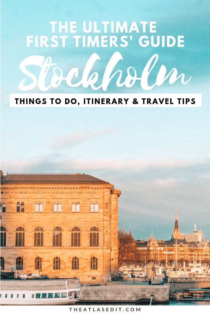 Stockholm for First-Timers Things to Do, Itinerary and Travel Tips6