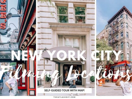 New York City Filming Locations