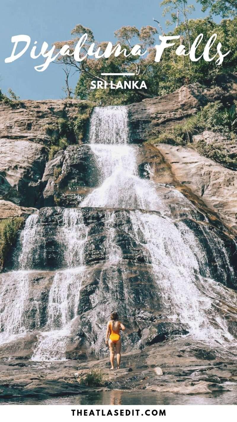 Diyaluma Falls 2