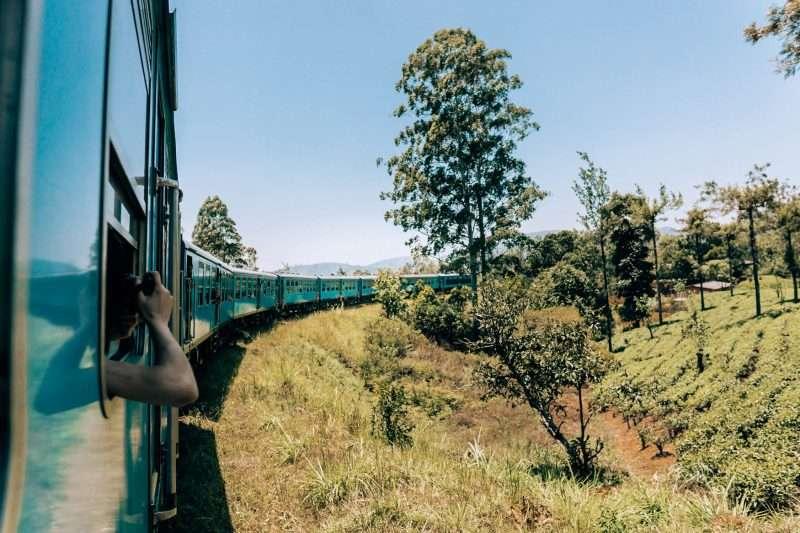 Kandy to Ella Train 12