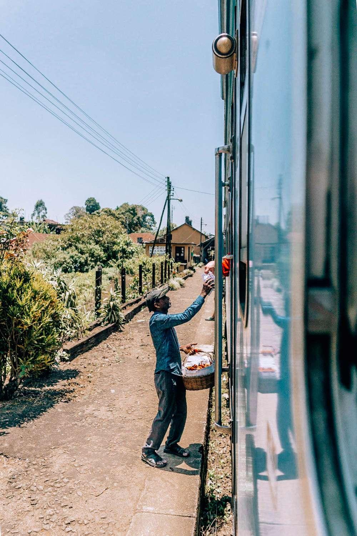 Kandy to Ella Train 13