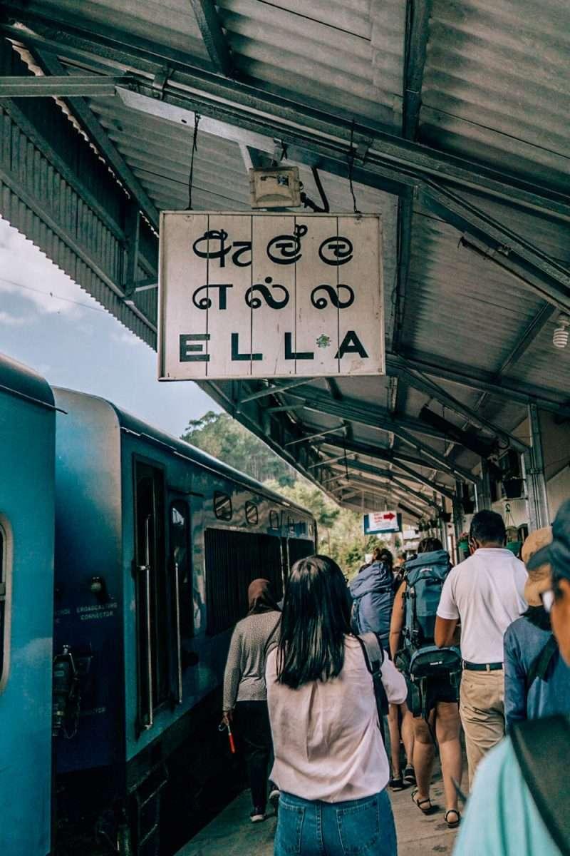 Kandy to Ella Train 16