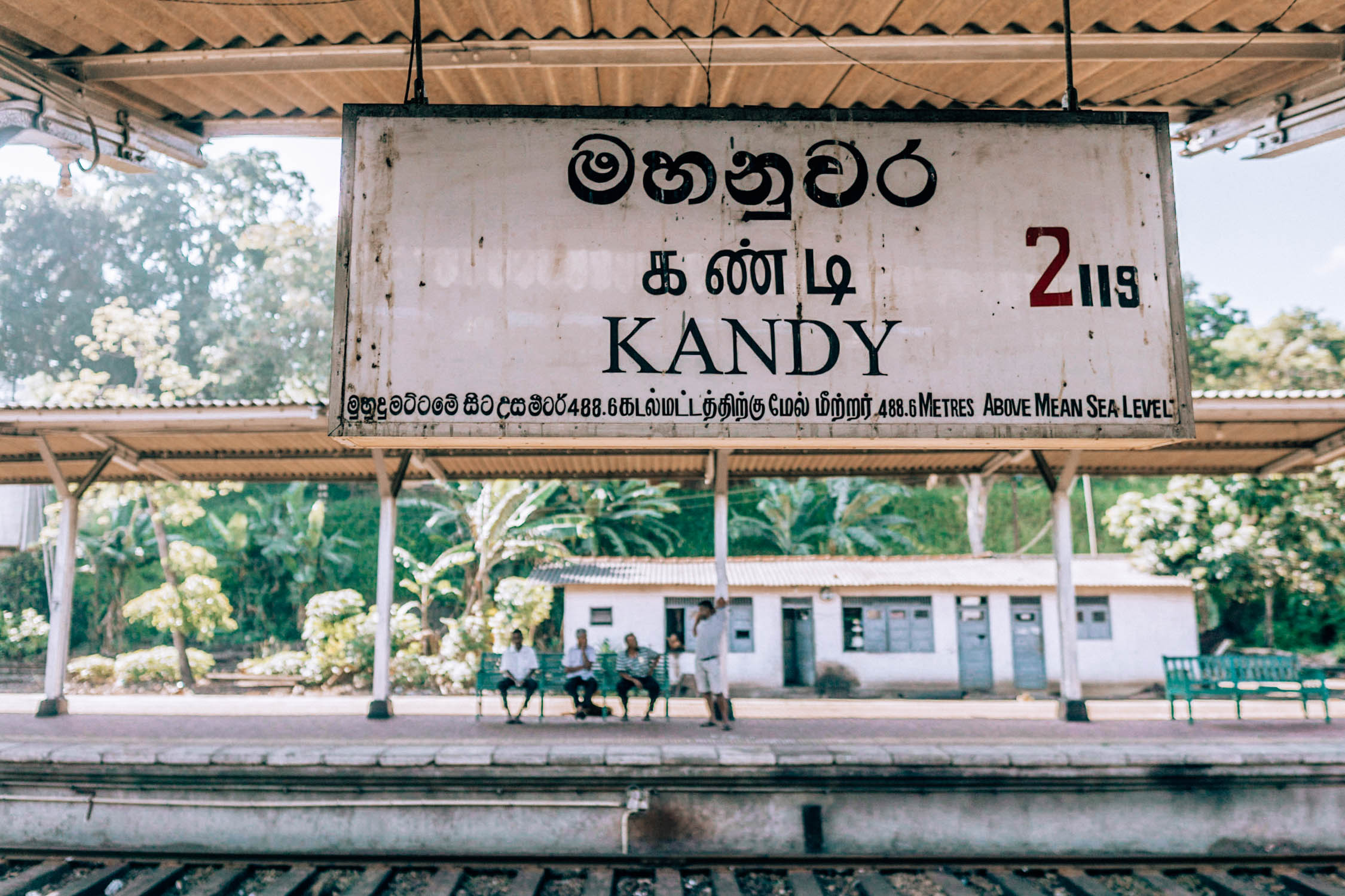 Kandy to Ella Train 4