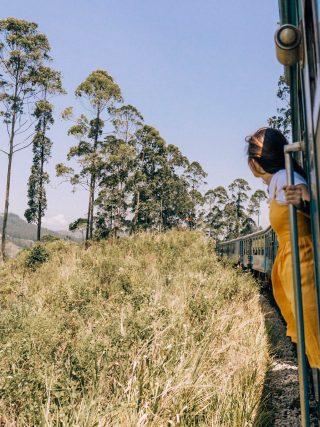 Kandy to Ella Train 9