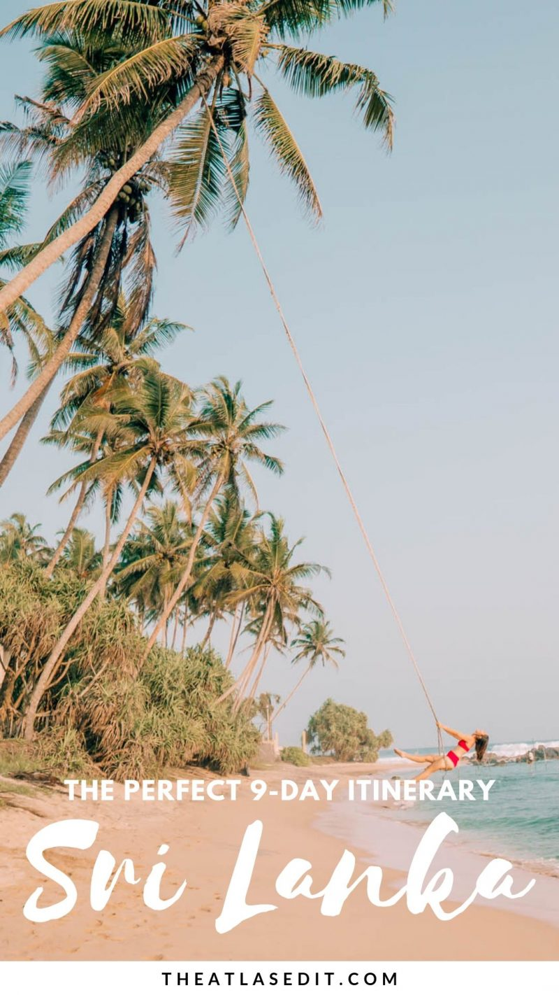 Sri Lanka Itinerary for First Timers4