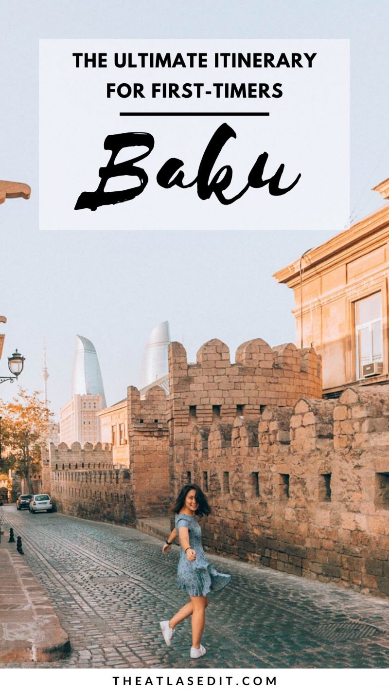 3-Day Baku Itinerary 3