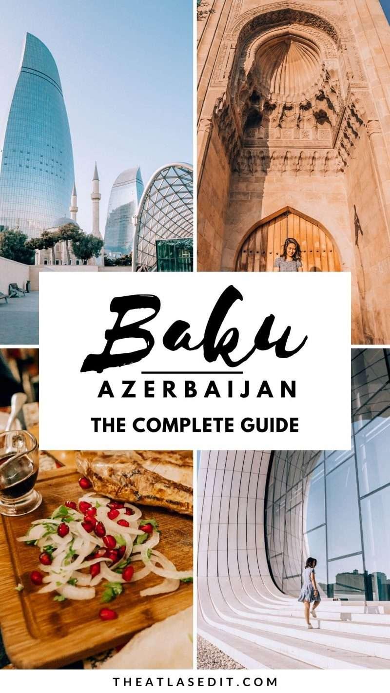 3-Day Baku Itinerary 4