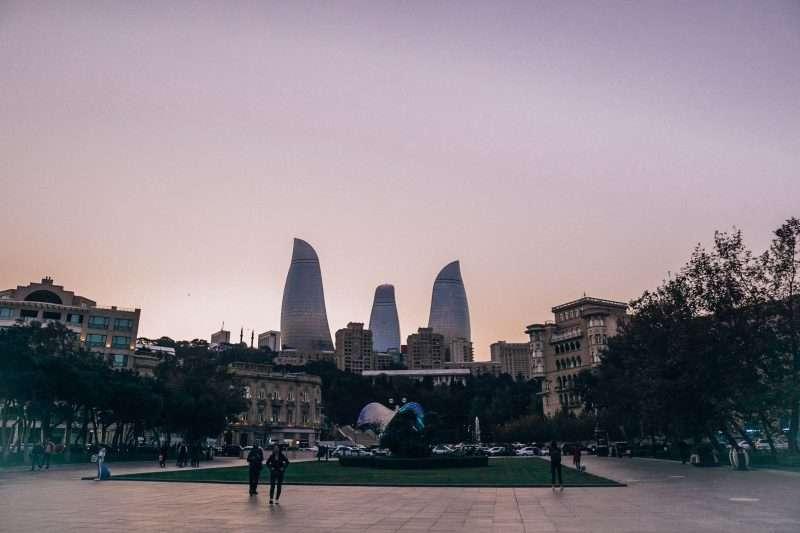 Baku Promenade
