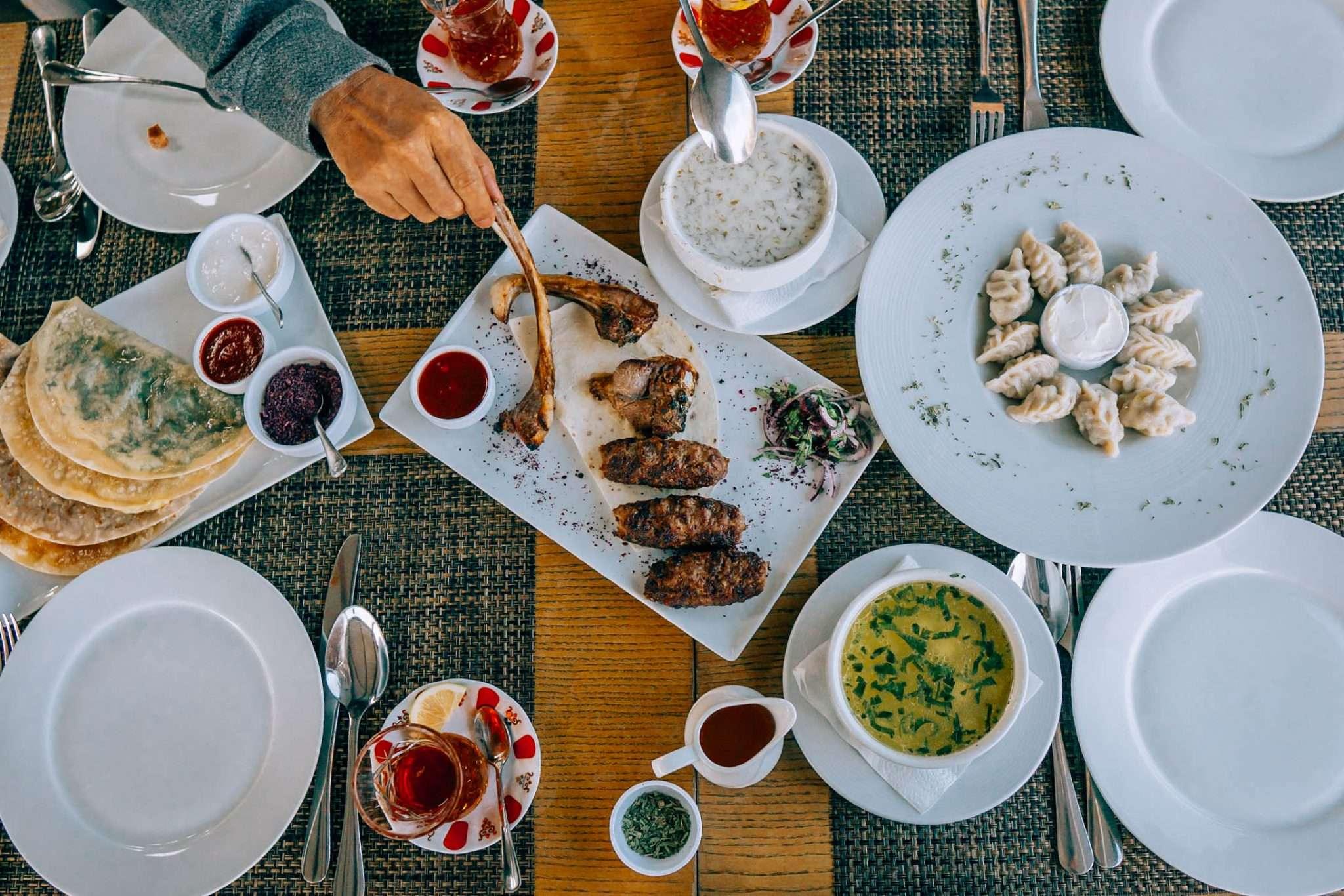 Azerbaijan Food