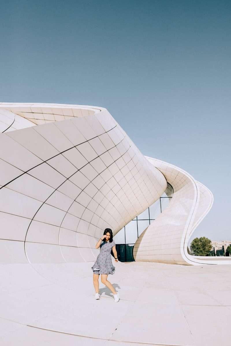 Heydar Aliyev Centre, Baku